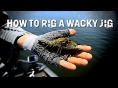 TipTrick #3: How to rig a Wacky Jig