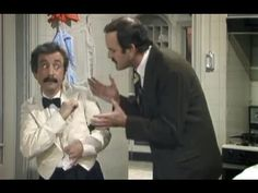 Manuel Practices His English - Fawlty Towers - BBC - YouTube