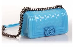 ❤️CHANEL LE BOY Style jelly bag❤️ if you like this you can check on our web: www.aiLoveBags.net  for more detail pics and purchase.