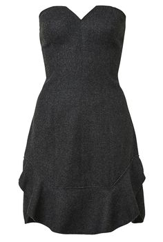 Pelmut Dress in Charcoal by Witchery