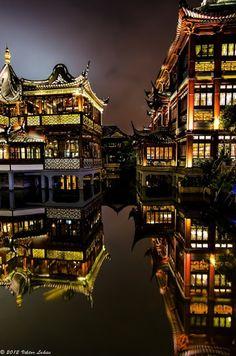 SHANGHAI CHINA. Been here :)