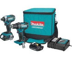 Makita LXT Ah Cordless Lithium-Ion Compact Impact Driver and in. LXT Cordless Lithium-Ion in. 2 In, All In One, Cordless Drill Reviews, Makita Tools, Cordless Power Tools, Cordless Circular Saw, Lead Acid Battery, Impact Driver, Drill Driver