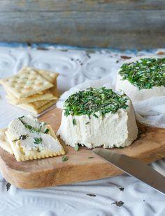 Herbed Garlic Cheez    also http://www.cearaskitchen.com/vegan-boursin-crave-eat-heal-cookbook-review/