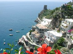 Amalfi Coast, next European adventure