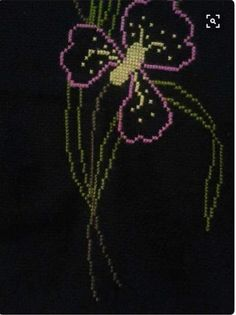 This Pin was discovered by ınc Prayer Rug, Embroidery Stitches, Cross Stitch Patterns, Diy And Crafts, Brooch, Handmade, Cerberus, Crossstitch, Embroidery