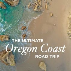 Here is The Ultimate Oregon Coast Road Trip - All the Best Stops. We did it over a week, but you can do it in less or more. We can't wait to go back!
