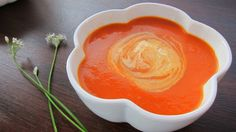 Cream of tomato soup recipe--substitute white potatoes for sweet potatoes