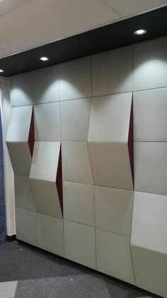 Acoustic wall panels by Acoustic Walling Solutions