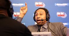 Stephen A. Smith picks the Cavs to win the NBA Finals ... which is very bad news for the Cavs