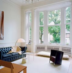 The Architect David Van Severen, at Home