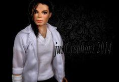 Michael Jackson - The Original Hollywood Dolls