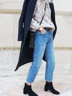 The Best Fashion Instagrams This Week: It's All About the Statement Jacket via @WhoWhatWearUK