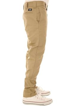 Dickies Men's Stretch Twill Work Pants at Amazon Men's Clothing store: Dickies Skinny Pants