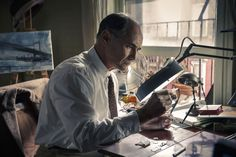 ACTOR IN A SUPPORTING ROLE NOMINEE MARK RYLANCE Bridge of Spies