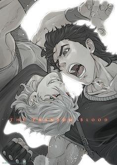 Jonathan Joestar & Dio Brando - Jojo's Bizarre Adventure Part 1: Phantom Blood