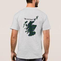 Graham Clan Adult T-Shirt - diy individual customized design unique ideas