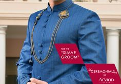 For the #Suave you!  #WeddingCollection #Fashion #Style #MensFashion #TheArvindStore