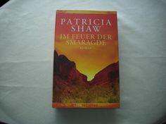 92) Buch: Im Feuer der Smaragde, Preis 9€