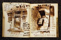 the B&B Rota | by Sketchbuch