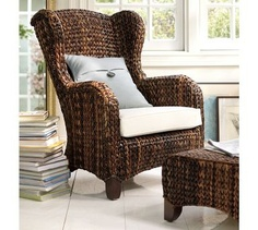 pier one rattan chair rocking woodworking plan 85 best wicker arm chairs images furniture hanging stand google search sunroom