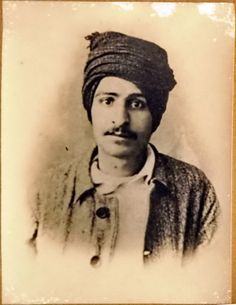 Meher Baba, late 1910s. The Polansky Family Guru