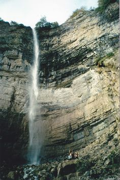 Klishi Waterfall, Republic of Georgia