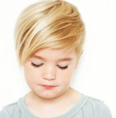 Today we have the most stylish 86 Cute Short Pixie Haircuts. We claim that you have never seen such elegant and eye-catching short hairstyles before. Pixie haircut, of course, offers a lot of options for the hair of the ladies'… Continue Reading → Little Girls Pixie Haircuts, Little Girl Short Haircuts, Young Girls Hairstyles, Short Hair For Kids, Toddler Haircuts, Very Short Hair, Short Pixie Haircuts, Short Hair Cuts, Short Hair Styles