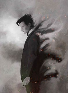 "11 Gorgeous, Poignant Pieces Of ""Doctor Who"" Fan Art - (click through for more)"