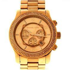 MICHAEL KORS Quartz Watch http://www.propertyroom.com/listing.aspx?l=9671386