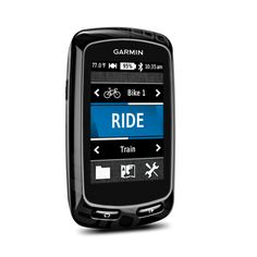 Garmin Edge 810 GPS Cycle Computer - The touchscreen Edge 810 is designed for the cyclist who wants it all — navigation and advanced training capabilities in 1 device. Connected features¹ through your smartphone include live tracking, social media sharing and weather. The 810 is compatible with optional detailed street or TOPO maps, so it can guide you during touring, commuting or other activities requiring onboard maps and navigation.