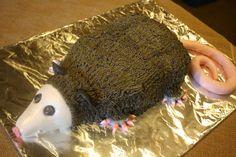 opossum cake More