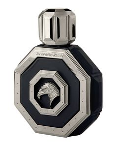 Stefano Ricci Royal Eagle Black Fragrance for Men, 100 mL DetailsA blast of strength in a dynamic and elegant essence. A fragrance with sparkling notes of lemon, enriched with coriander and lavender.
