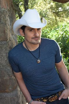 Brad Paisley my favorite male country singer