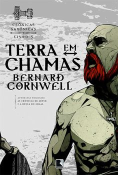 Technoviking na capa de Bernard Cornwell | Jovem Nerd