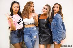 Find images and videos about little mix, perrie edwards and jesy nelson on We Heart It - the app to get lost in what you love. Little Mix Outfits, Little Mix Girls, Little Mix Style, Cute Outfits, Fashionable Outfits, Jesy Nelson, Perrie Edwards, Dvb Dresden, Meninas Do Little Mix