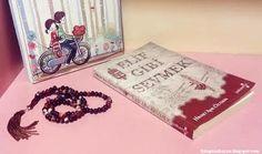 KitaptanBayan: #okuduklarım19: Elif gibi Sevmek/Hikmet Anıl Öztek...
