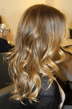 Long layers (hair: Johnny Ramirez, Box No. 216)