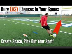 This video demonstrates an advanced soccer finishing drill for all players.
