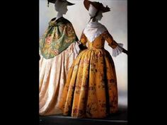Fashion of 18. century