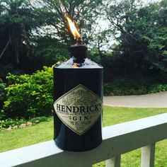 Recycling, Diy Recycle, Gin Bottles, Glass Bottles, Recycled Bottles, Recycled Glass, Hendricks Gin Bottle Ideas, Diy Projects, Project Ideas