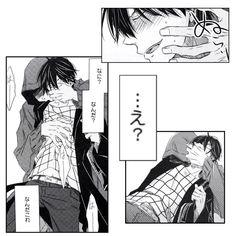 Anime Kiss, Anime Angel, Anime Galaxy, Handsome Anime Guys, Hot Anime Boy, Cartoon Memes, Shounen Ai, Cute Gay, Fujoshi