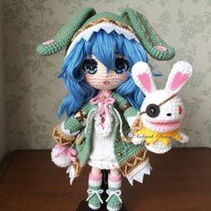 Taiwan crochet doll maker ♡                                                                                                                                                                                 More