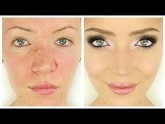 Christmas / Holiday Glam Makeup Tutorial! - YouTube
