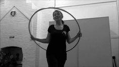 DreamSpin Hoop Dance Hula Hoop Tutorial for Intermediate