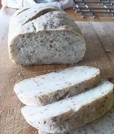 Lancashire Food: Lekue - lets make bread, gluten free bread !