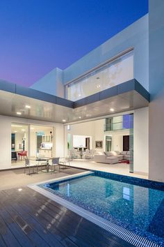 Contemporary House by Diego Guayasamin Arquitectos