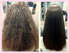 Does the look of silky straight hair charm you? If it does, you may give Japanese hair straightening a try. This is also often referred to as Yuko or thermal reconditioning, but Liscio method is the. Japanese Hair Straightening, Frizz Free Hair, Advanced Hair, Stylish Hair, Damaged Hair, Straight Hairstyles, Hair Makeup, Long Hair Styles