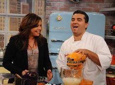 Buddy Valastro's Vanilla Frosting | Rachael Ray Show