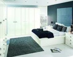 Sleek bedroom design by Homeworld  http://www.homeworld.uk.com/products/bedrooms/