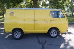1966 Chevrolet G10 Van 3.8L 1st Generation (64-66) Chevy Windowless Panal Truck, US $6,500.00, image 1